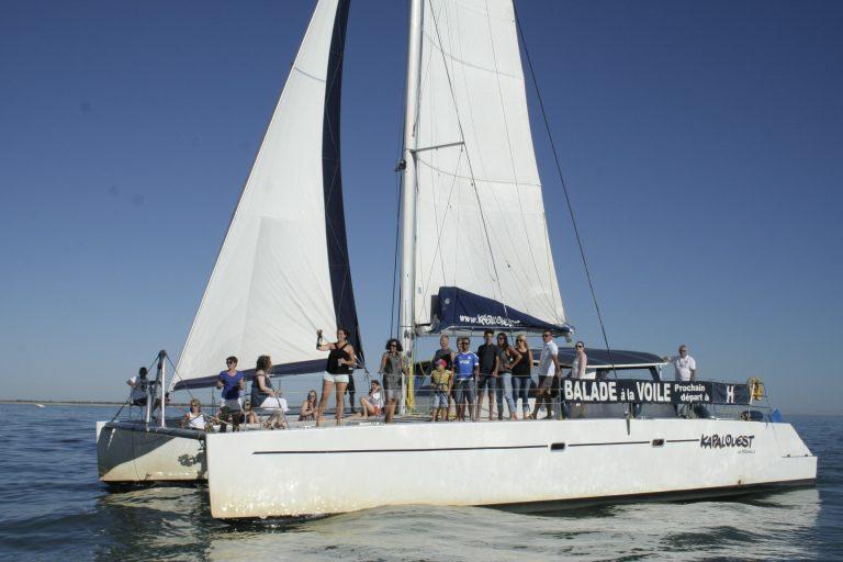 kapalouest catamaran