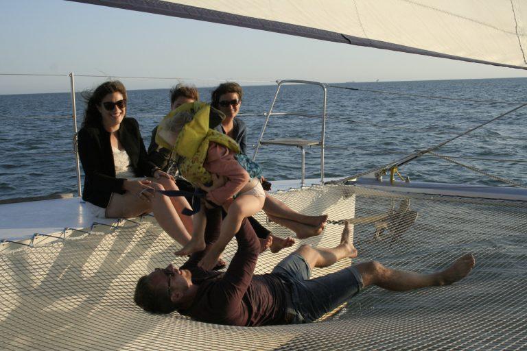 balade catamaran la rochelle