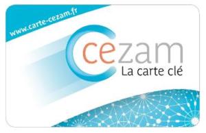 partenaire CEZAM NOUVELLE QUITAINE