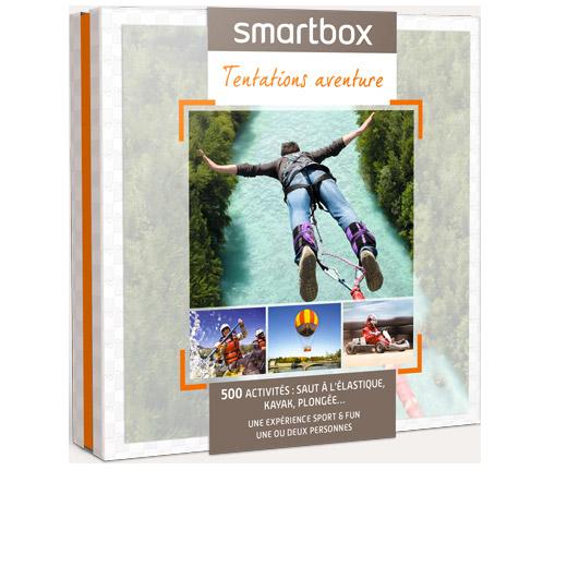coffret cadeau Smartbox