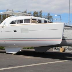 Mandarine, notre nouveau catamaran pour vos petits groupes !