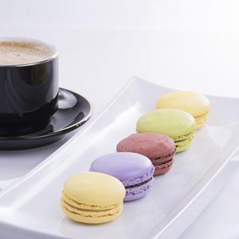 Macarons Cognac Café - 14,50€ / pers