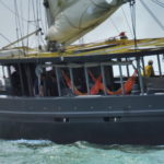 Colombus - voilier 18 passagers -