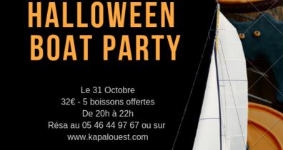 """Fans de frissons ? Participez à notre soirée spéciale """"Halloween"""""""
