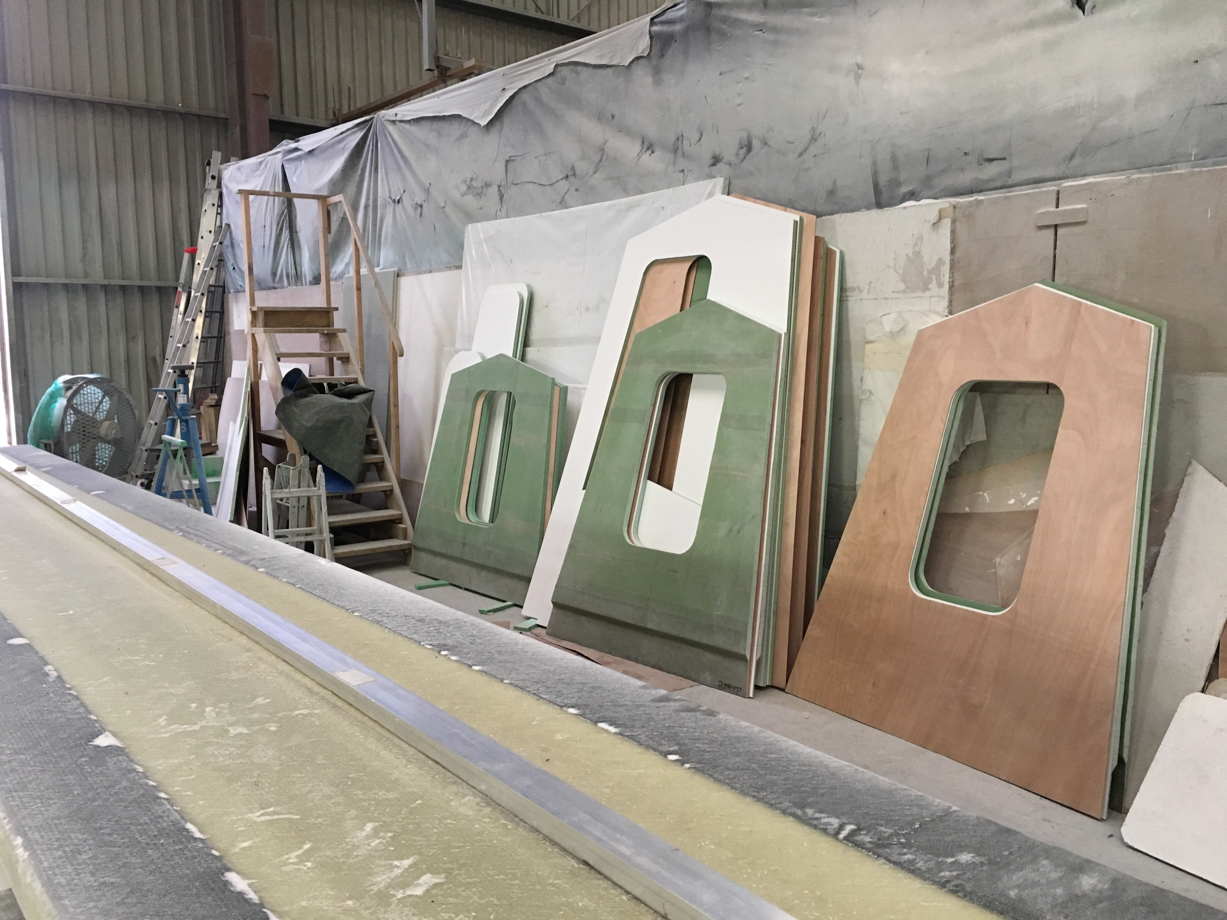 chantier maxi catamaran la rochelle 2019