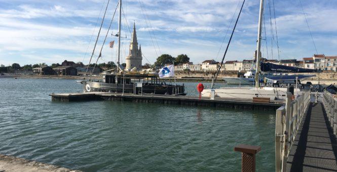 ponton kapalouest et columbus